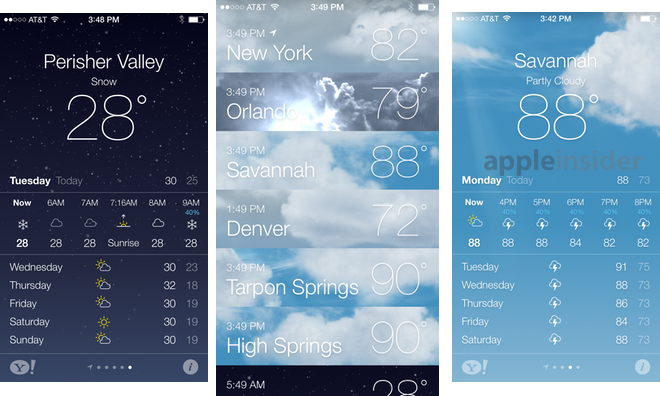 The Weather Channel App 10.3 - Download