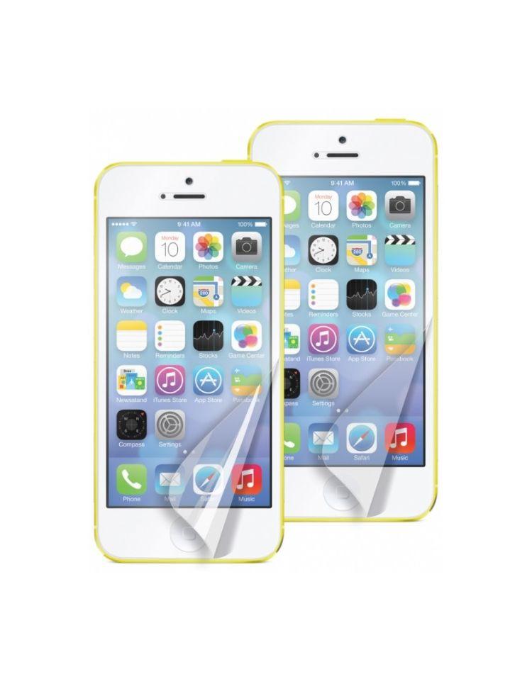 test films de protections muvit pour iphone 5c. Black Bedroom Furniture Sets. Home Design Ideas