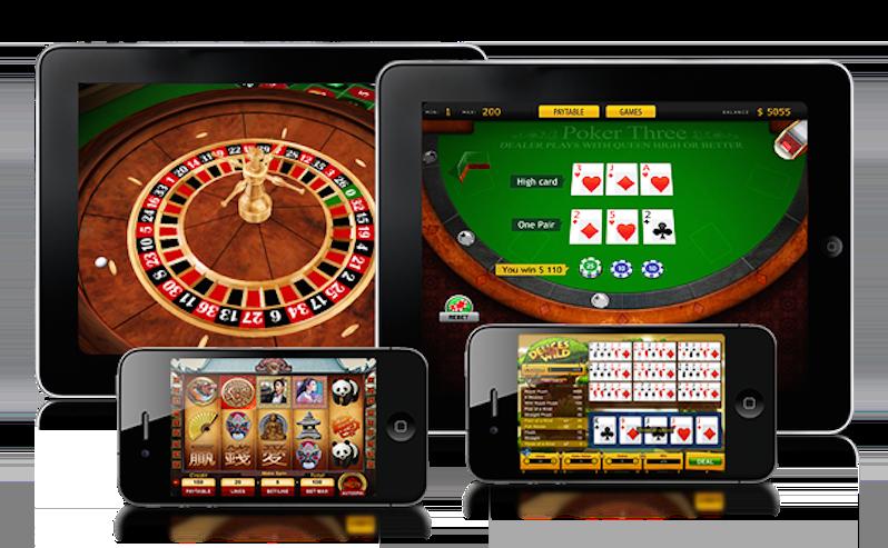 Application mobile casino en ligne gratuit