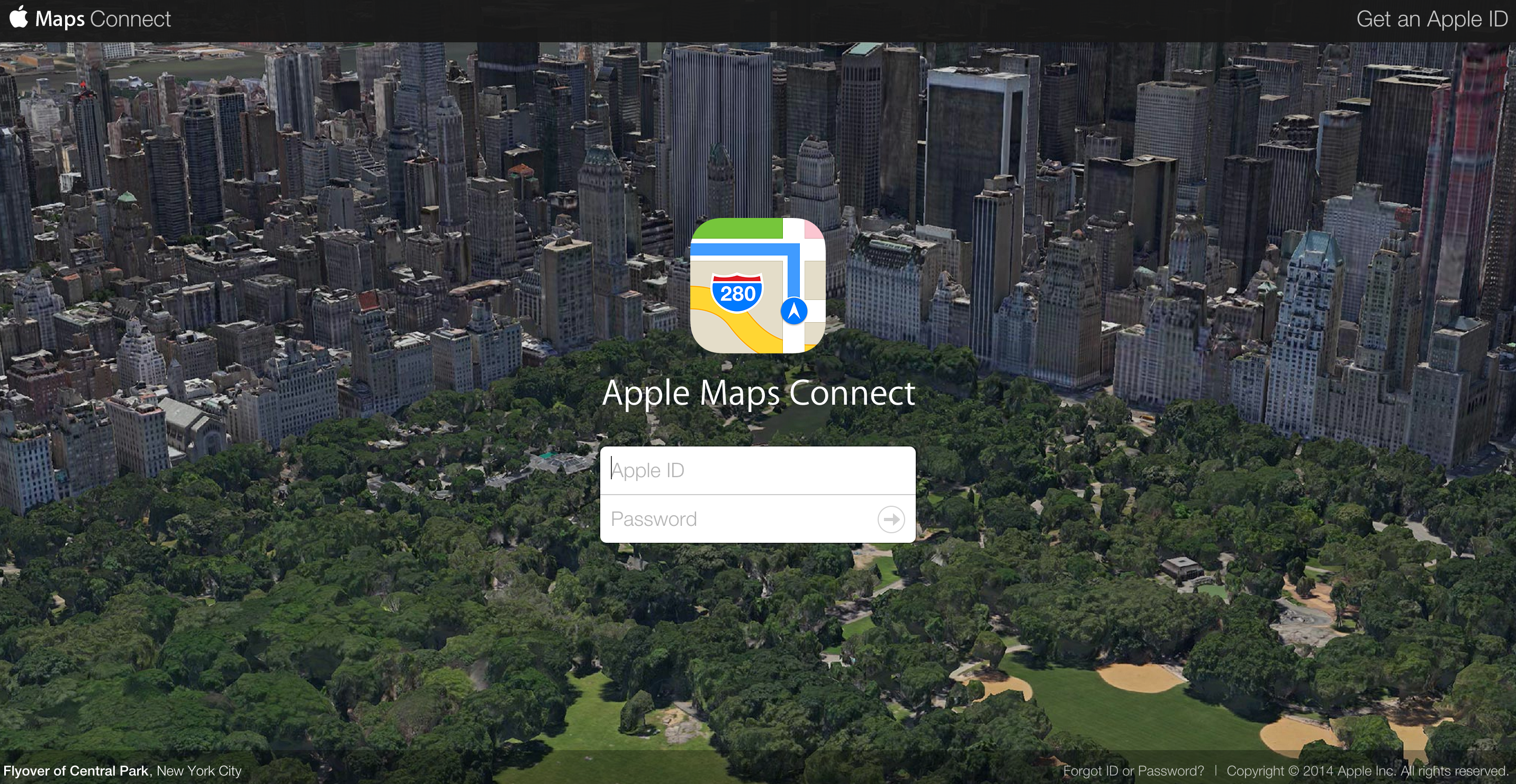 Maps-Connect-Apple
