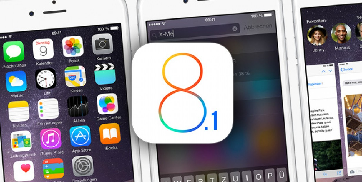 iOS8.1-Apple
