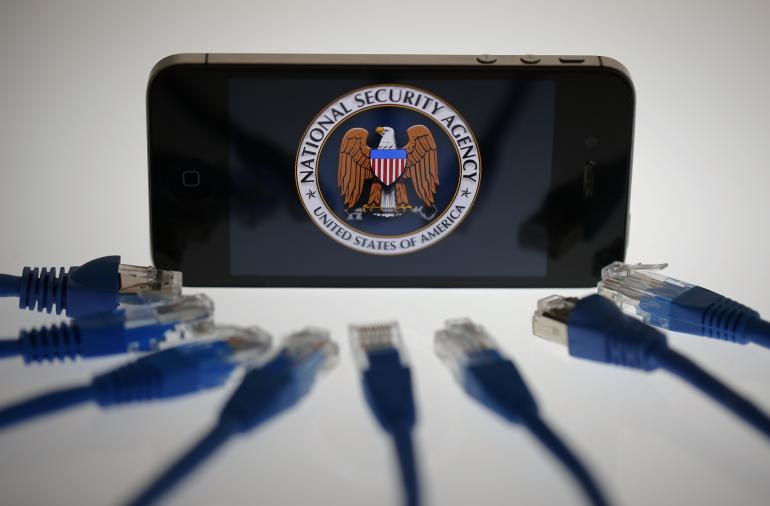 Apple-NSA