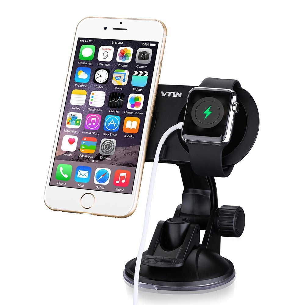 VTIN-Dock-Voiture-Apple-Watch-iPhone