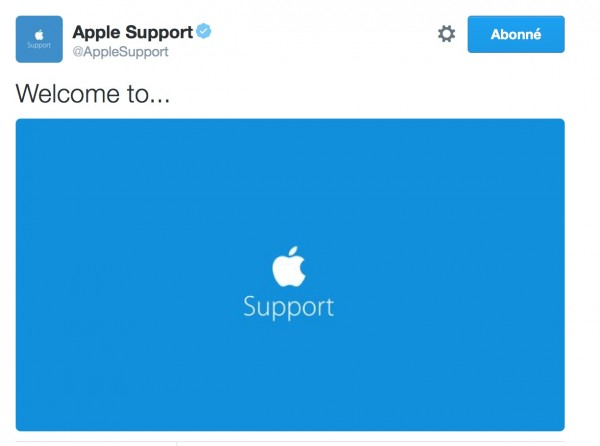 AppleSupport