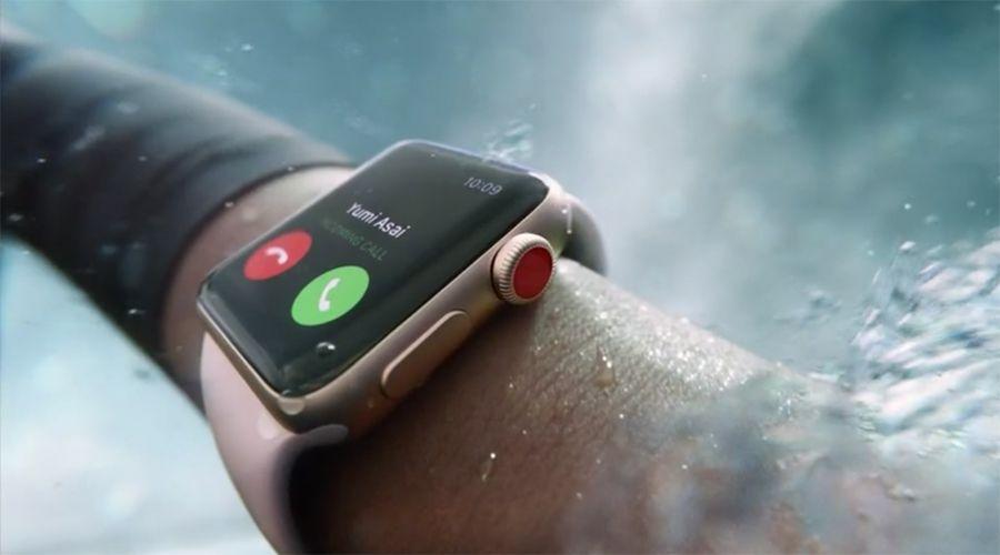 apple watch series 3 les prix en euros et l 39 autonomie. Black Bedroom Furniture Sets. Home Design Ideas
