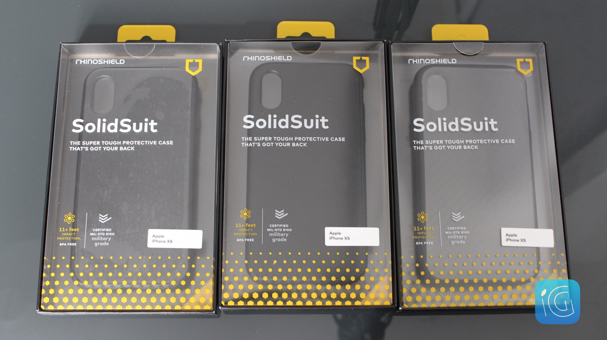 Coque SolidSuit RhinoShield