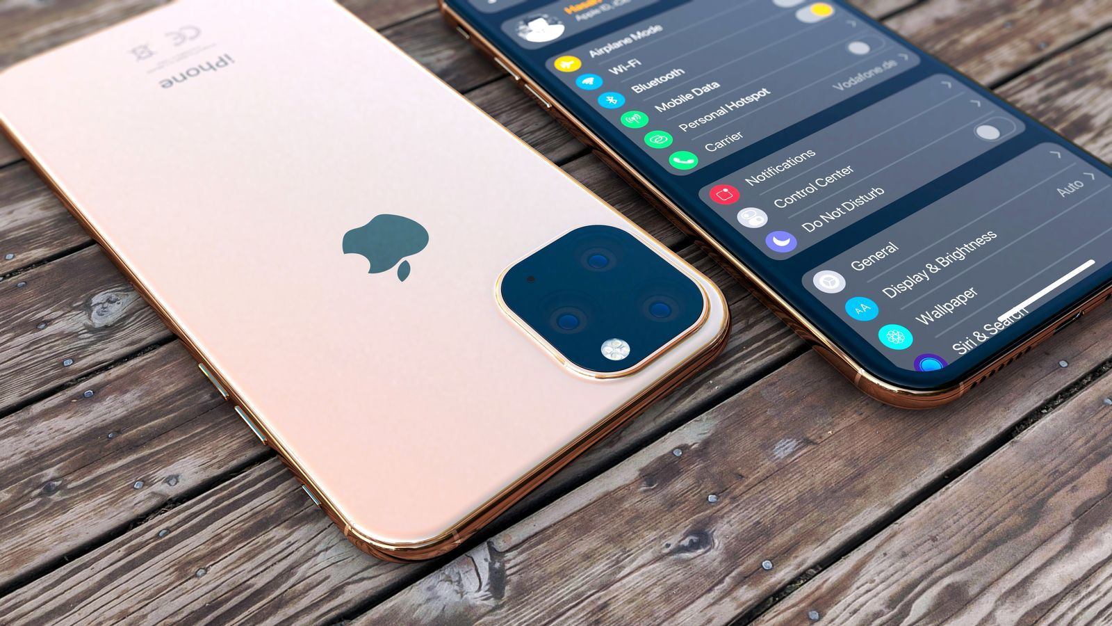 84cd3579334 Bloomberg: Three new iPhone 11 models coming with reverse charging, big  camera upgrades
